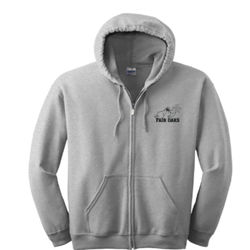 Embroidered Zip-Up - Adult Thumbnail